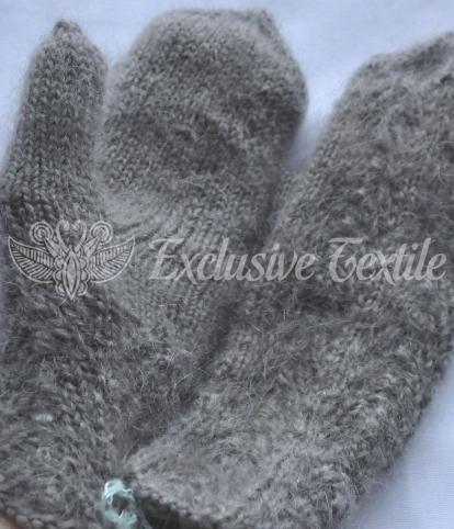 Вязаные варежки ручной работы WWA08Аксессуары Варежки и перчатки