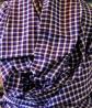 Африканский плотный хлопковый платок Шука AFS01Аксессуары Платки